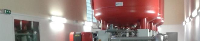 Trinkwasseraufbereitungsanlage Pulvermühle Luxemburg