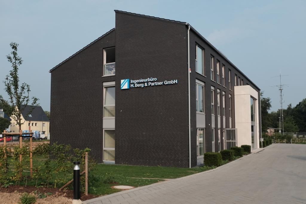 Unser partnerbüro aus aachen ist umgezogen bureau berg belgique